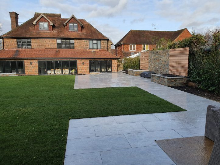 Landscaping & Driveway Project, Guildford